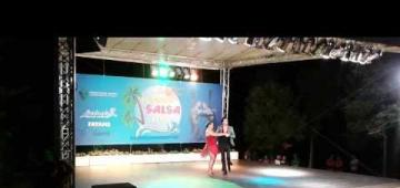 Embedded thumbnail for Extravaganza Dance Company at 2nd Summer Salsa Fest