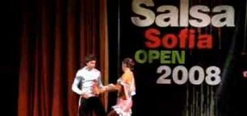 Embedded thumbnail for Extravaganza Dance Company at Sofia Salsa Open 2008 - Freestyle 2