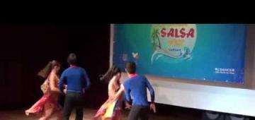 Embedded thumbnail for Extravaganza Dance Company at 3rd Summer Salsa Fest