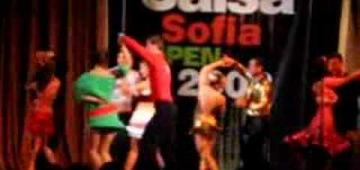 Embedded thumbnail for Extravaganza Dance Company at Sofia Salsa Open 2008 - Freestyle 1