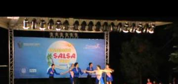 Embedded thumbnail for Extravaganza Dance Company at 4th Summer Salsa Fest